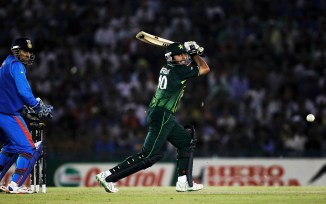 Shahid Afridi said Saeed Anwar was at his finest when he made his career-best 194 against India