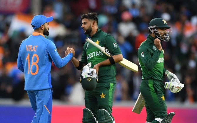 Nasser Hussain reveals why India and Pakistan must resume playing bilateral series cricket