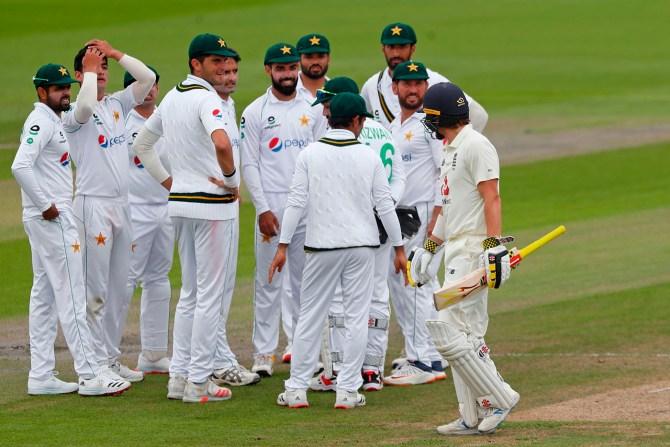 Mohammad Rizwan reveals the reason behind Rory Burns' altercation with the Pakistan team England cricket