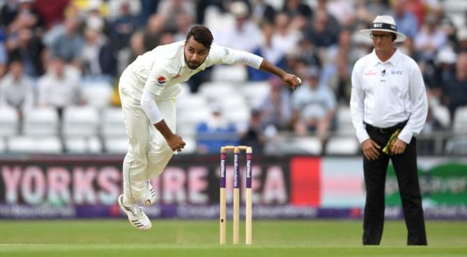 Aaqib Javed makes shocking claim about Faheem Ashraf Pakistan cricket