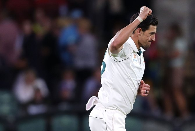 Aaqib Javed ranks Mitchell Starc, Dale Steyn and Trent Boult in Test cricket