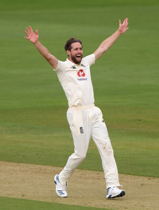 Chris Woakes reveals why he wants to come to Pakistan England cricket