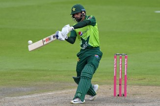 Mohammad Hafeez said he always prays for Sarfaraz Ahmed's success