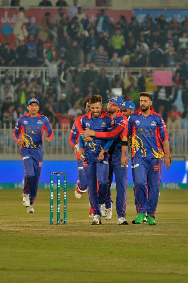 Mohammad Amir ready to win the PSL with the Karachi Kings Pakistan Super League cricket