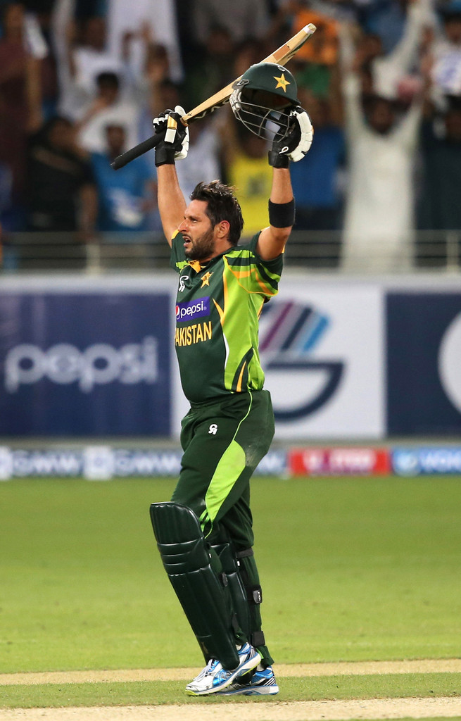 Shahid Afridi reminisces about his century against India saying it was the good old days