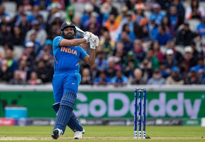 Pakistan batsman Haider Ali said his favourite shot Rohit Sharma plays is the pull shot