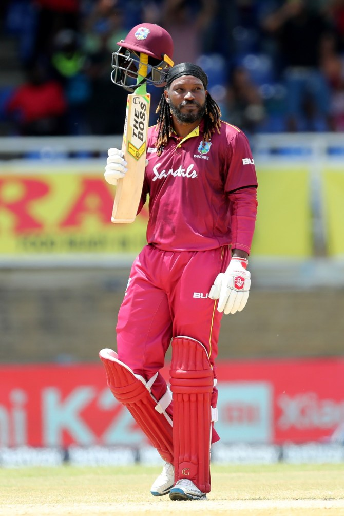 Haider Ali picked Chris Gayle and Jason Holder as his favourite West Indies players