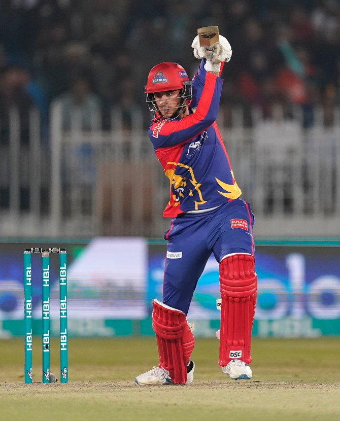 Faisal Iqbal backing Karachi Kings star Alex Hales to fire on all cylinders in the PSL playoffs