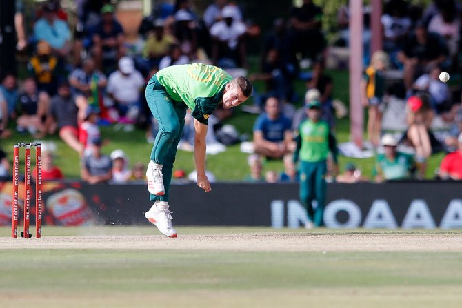South Africa pace bowler Anrich Nortje believes he can break Shoaib Akhtar's record for the fastest ball ever bowled