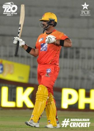 Pakistan batsman Khurram Manzoor said he enjoys paddle sweeping fast bowlers