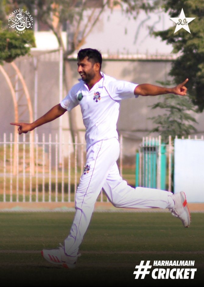 Faisal Iqbal believes Khurram Shehzad is a brilliant bowler who will take a lot more wickets