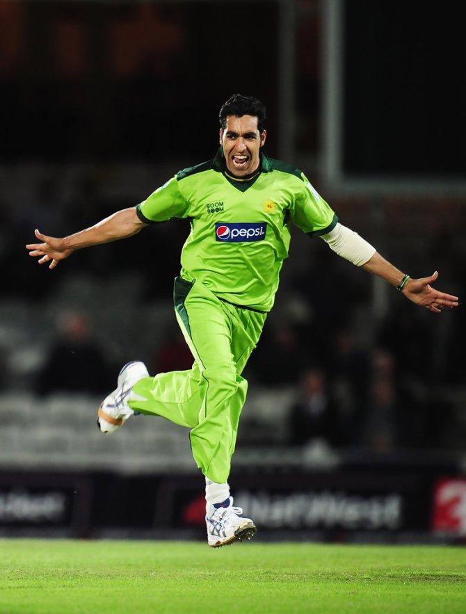 Umar Gul said Pakistan left-arm seamer Shaheen Shah Afridi has been in good rhythm when bowling