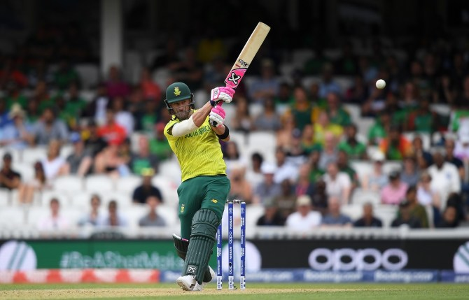Faf du Plessis said Pakistan deserve to play at home