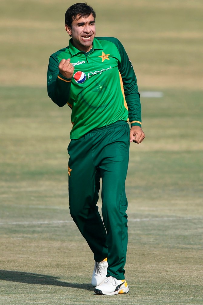 Waqar Younis said Iftikhar Ahmed could be the all-rounder Pakistan has been looking for