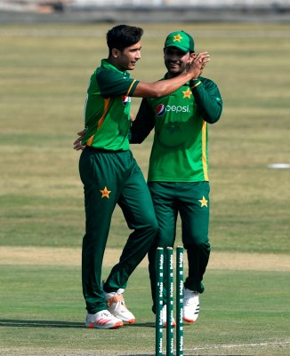 Mohammad Hasnain said he is excited to play with Dale Steyn