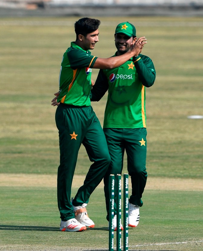 Balochistan head coach and former Pakistan cricketer Faisal Iqbal believes this is the first of many five-fors for Mohammad Hasnain