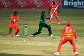 Pakistan captain Babar Azam criticised himself for not finishing the game in the 3rd ODI against Zimbabwe