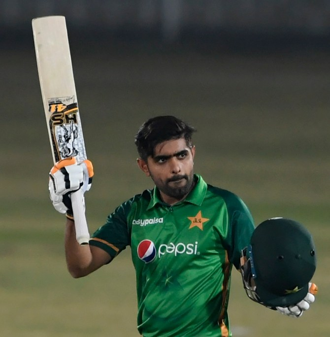 Babar Azam said Iftikhar Ahmed, Khushdil Shah and Fakhar Zaman are Pakistan's finishers