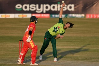 Fawad Ahmed said Usman Qadir is bowling too many bad balls