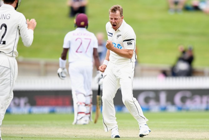 Neil Wagner said Pakistan are a dangerous side with class players