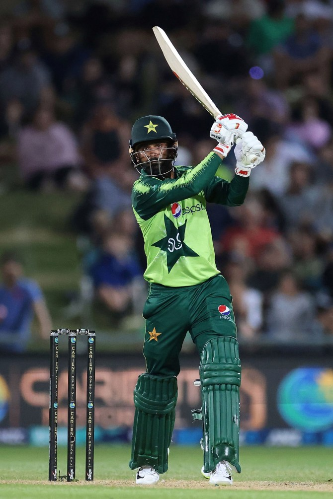 Mohammad Hafeez dropped for the T20 series against South Africa