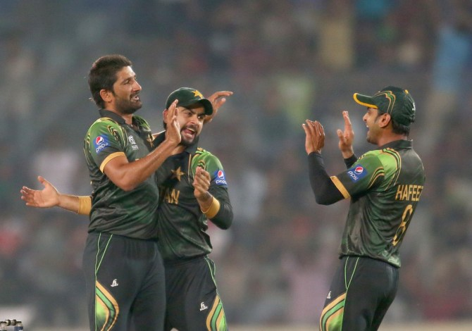 Sohail Tanvir said he will retire while playing for Pakistan