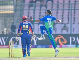 Shahnawaz Dhani said Saqib Mahmood is the real T20 specialist bowler