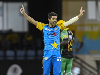 Qais Ahmad said Anwar Ali is his good friend even though he hit him for three sixes in a row