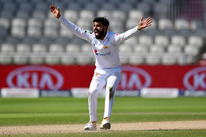 Pakistan spinner Shadab Khan said he is working hard to return to the Test team