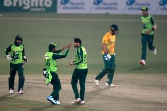 Pakistan spinner Usman Qadir said he is carrying the legacy of his father