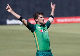 Shaheen Shah Afridi said it was a matchless display of batting by Fakhar Zaman and Babar Azam during the ODI series against South Africa