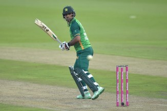 Pakistan opener Fakhar Zaman said criticism makes him stronger