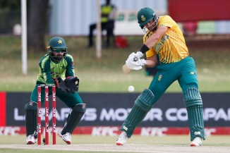 Aiden Markram said Fakhar Zaman's back-to-back hundreds was great to see