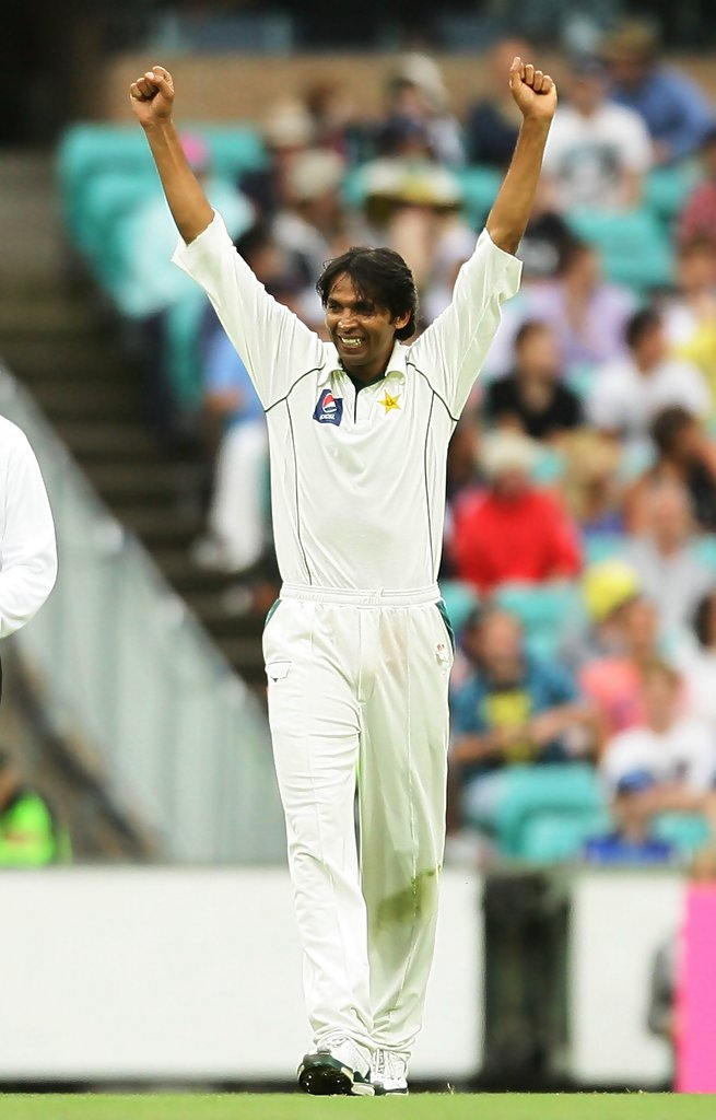 Pakistan pace bowler Mohammad Asif said he plans to open a cricket academy in America