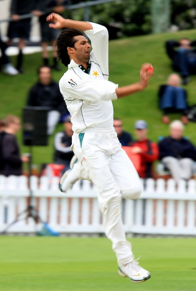 Pakistan pace bowler Mohammad Asif said he threw away his career when he was at the top of his game