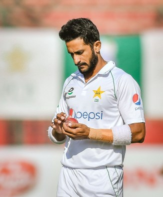 Pakistan pace bowler Hasan Ali said he almost lost everything