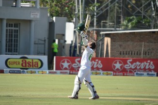 Pakistan opener Abid Ali said his big score of 215 not out was really important for his career