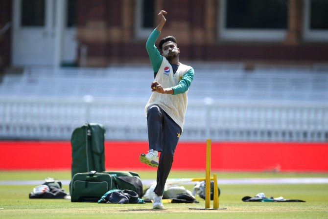 Pakistan fast bowler Mohammad Amir said he wasn't enjoying cricket anymore