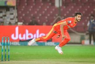 Hasan Ali said Akif Javed has been very impressive