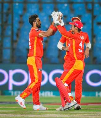 Hasan Ali said Mohammad Wasim has bowled really well