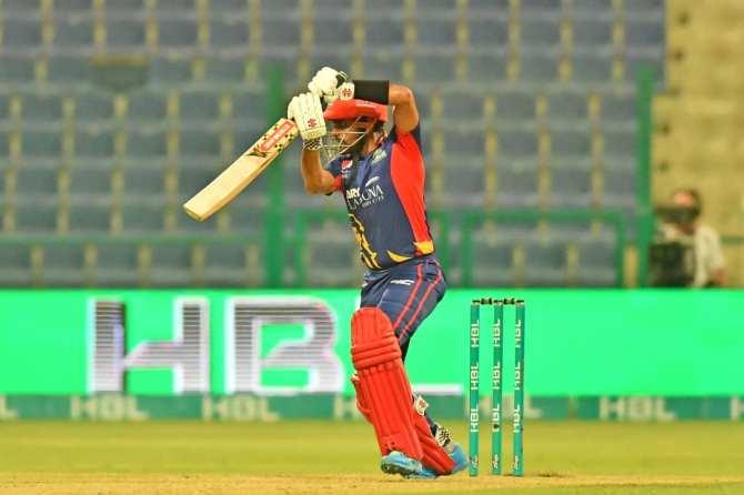 Babar Azam said Martin Guptill is one of the best T20 batsmen