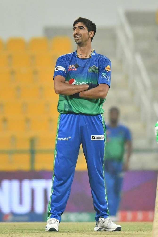 Azhar Mahmood said Shahnawaz Dahani is definitely not a complete bowler yet