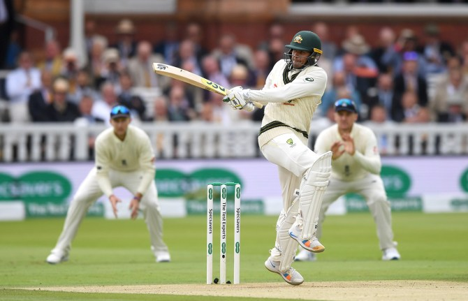 Usman Khawaja said Babar Azam is starting to shine in Tests and has always been good in limited overs cricket