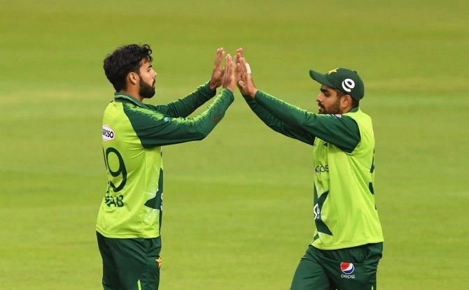 Shadab Khan said Josh Hazlewood is his favourite bowler