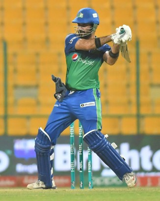 Pakistan powerhouse Sohaib Maqsood said he is most effective in the top order