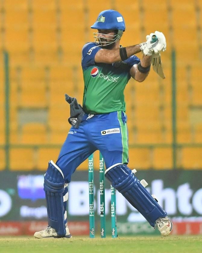 Pakistan batsman Sohaib Maqsood said he performed but wasn't consistent enough