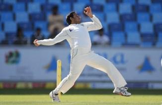Saeed Ajmal said Nauman Ali doesn't spin the ball a lot