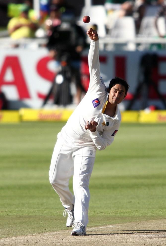 Saeed Ajmal said Nauman Ali will be successful in Asian conditions