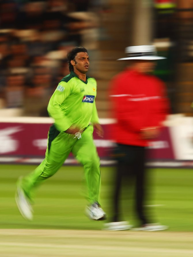 Shoaib Akhtar said it is delightful to watch Shahnawaz Dahani running in and bowling fast bouncers
