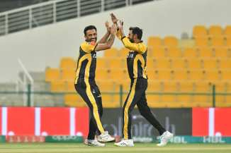 Wahab Riaz said Shahnawaz Dahani and Mohammad Imran are good young bowlers